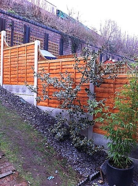 fencing cleobury mortimer