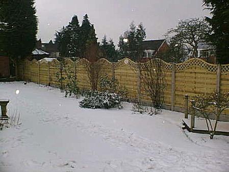fencing west midlands
