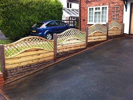 fence worcestershire
