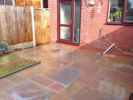 paving kidderminster