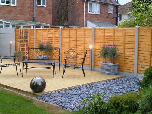 Landscaping Contractor Worcestershire