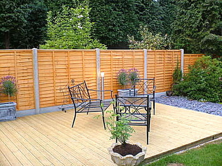 decking worcester