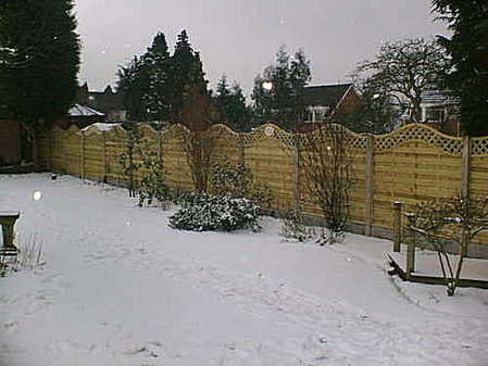 fencing west midlands