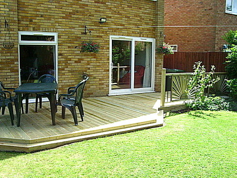 decking kidderminster
