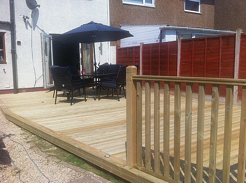 Decking Gallery Kidderminster Fencing Supply And